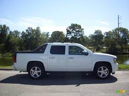 2007 Summit White Chevrolet Avalanche LTZ #18915747 | GTCarLot.com ...