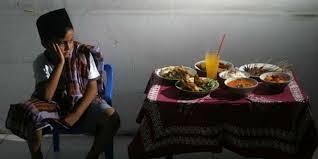 Image result for santap sahur