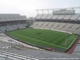 Williams Brice Stadium View From Upper Level 509 Vivid Seats