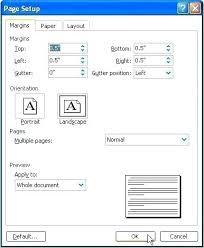 Brochure Template Word Half Fold Free Z Tri Layout