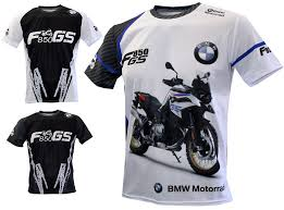 Bmw T Shirt F850gs Maglietta Camiseta Motorrad Motorbike