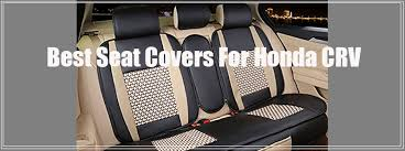 the best seat covers for honda crv