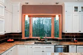 Brilliant Small Bay Window Above Kitchen Sink Bay Windows Kitchen Sink Houzz