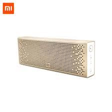 Портативная <b>колонка XIAOMI Mi Bluetooth</b> Speaker <b>беспроводная</b> ...