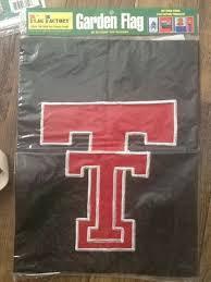 texas tech red raiders flag factory garden flag 14 x 16 5