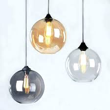 pendant light globes ceiling light globe replacement before present after led board replacement ceiling glass