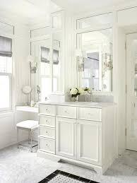 bathroom makeup table makeup vanities in bathroom traditional with girl bathroom next to bathroom vanity with