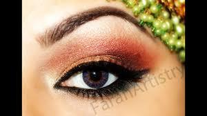 clic stani indian bridal eye makeup