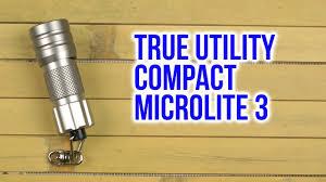 True Utility Nano Light