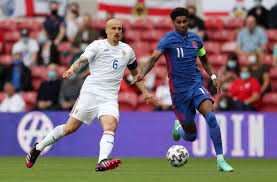 Marcus rashford has admitted that something didn't feel right as he stepped up to take a penalty for england in the euro 2020 final against italy. B R Football On Twitter Marcus Rashford Captains England For The First Time