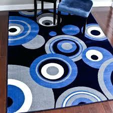 sofia light gray blue area rug modern superb cobalt 1 x