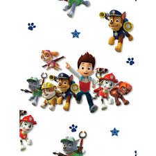One Direction Wallpaper For Bedroom Paw Patrol Wallpaper Kids Bedroom Decor