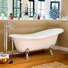 bathtub with legs oval resin limestone roxburgh