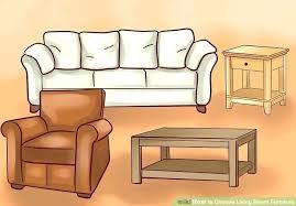 Choosing Living Room Furniture Decor Best Inspiration Ideas
