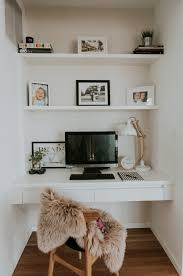 Small office idea elegant Small Spaces Gallery Of Small Office Decorating Ideas Robust Rak Small Office Decorating Ideas Elegant Home Office Inspiration Love