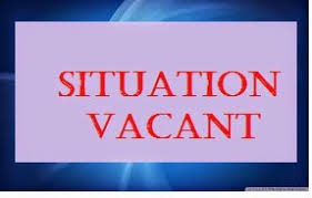 Image result for situation vacant