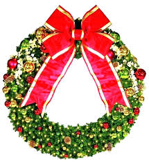 Outdoor Lighted Wreath Gorgeous Lighted Wreath With Timer Lighted Wreath Lighted Christmas Wreath