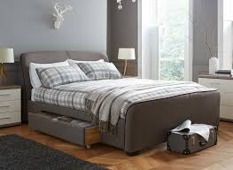 The Rayner is a classic, stylish storage bed which is sure to complement  your bedroom