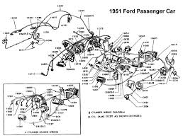 wiring diagram for 1951 ford wiring ford ford · wiring diagram
