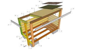 firewood shed plans storage shed plans your helpful for free storage shed plans