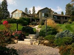 Exterior Design Landscaping Style Property