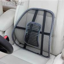 massage chair for car. office chair seat covers mesh massage back support car pad cushion lumbar for o