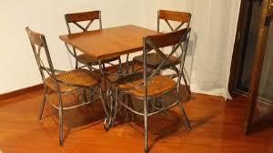 Sedie In Ferro Battuto Ebay : Set tavolo con sedie in ferro e legno a latina kijiji annunci