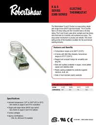 Robertshaw Products 5300 614