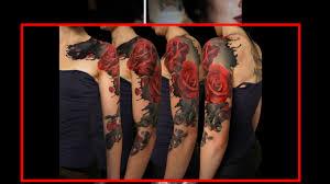 тату на плече у девушек женские татуировки на плечо часть 4