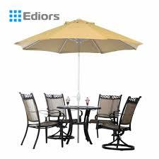 patio ideas cantilever patio umbrella base ediorsar deluxe ivory 9 ft cantilever hanging offset umbrella