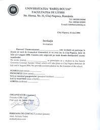 Invitation Letter For German Business Visa Sample Milviamaglione Com