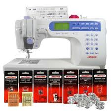 Janome Memory Craft 3000 Computerized Sewing Machine