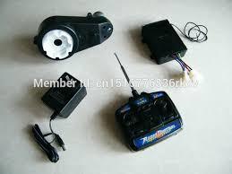 Kids Electric Ride On Car Motor Kit 12V MOTORCHARGERRECEIVER