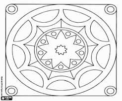 Disegni Di Mandala Per Bambini Da Colorare E Stampare