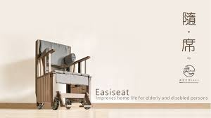 Easiseat ()- An innovative furniture for disabled persons