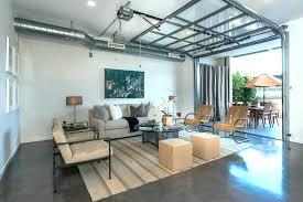 garage enclosure patio garage doors indoor door glass sliding in prepare 5 conversion cost garage door