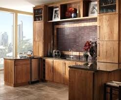 Fieldstone Cabinets Contemporary Wet Bar Cabinets Cabinetry By . Fieldstone  Cabinets ...