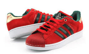 adidas shoes superstar red. adidas superstar christmas red shoes e