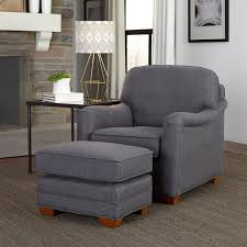 modern chair ottoman home styles upholstered storage bench brushed white chair and ott master armchair set accent chairs with arms reading arm sets for