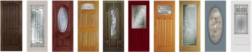 new front doorsExterior Doors  Front Doors  Steel and Fiberglass  Comfort Windows