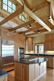 track lighting vaulted ceiling. What To Do With Vaulted Ceilings Ceiling Lighting Within Kitchen Track Photo
