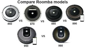 Best Roomba Model Comparison Chart Vacuum Vs Shark Mousin Life
