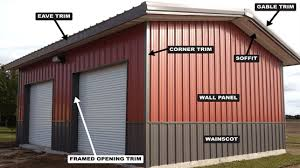 Metal Building Colors Chart Color Chart For Your Steel Metal Buildings Fire Pits And