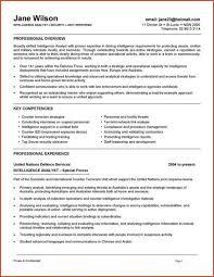 Security Analyst Resume Jmckell Com