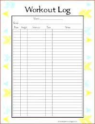 Running Journal Template Log Excel Bill Payment Schedule
