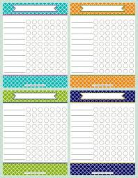Somewhat Simple Chore Chart Home Organization Binder Printables Art Journal