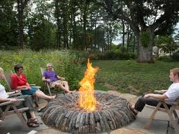 Small Picture Outdoor Fireplace Pictures Ideas Videos HGTV