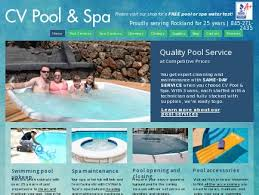 CV Pool Spa Swimming Pool Service Haverstraw NY