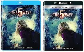 the 5th wave blu ray