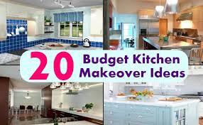 Creative diy easy kitchen makeovers Round 20 Budget Kitchen Makeover Ideas Diy Home Life Creative Ideas For Home Garden 20 Budget Kitchen Makeover Ideas Diy Home Life Creative Ideas